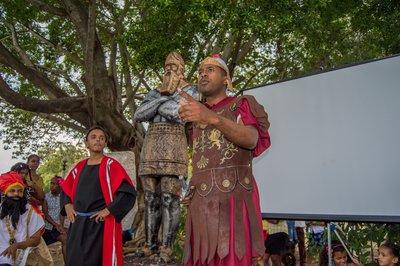 Adventist Church unveils Nebuchadnezzar statue to emphasize Bible study
