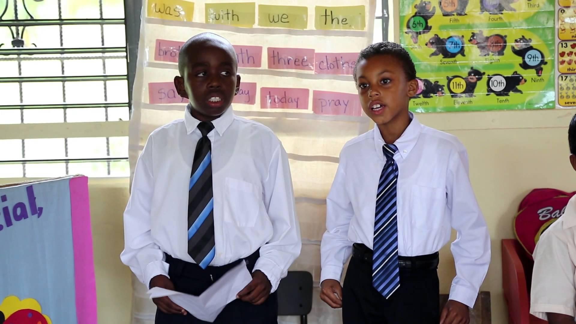 The Little Preacher Boy - Belize