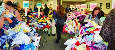 God's Closet outreach becomes a North American Division ministry