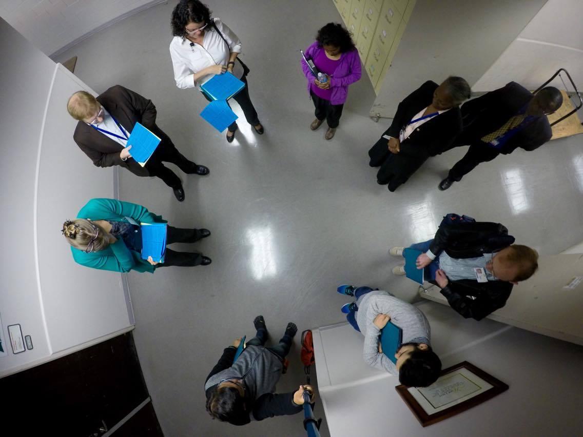 Prayer Team Makes 4 a.m. Rounds at Adventist Church Headquarters