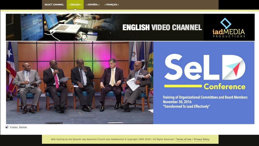 Inter-America Trains Administrators, Committee Leaders Online