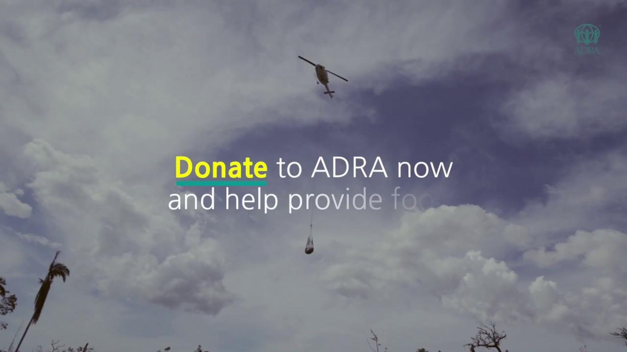 ADRA Responding to Hurricane Irma