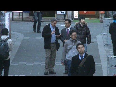 Tokyo Street Interview