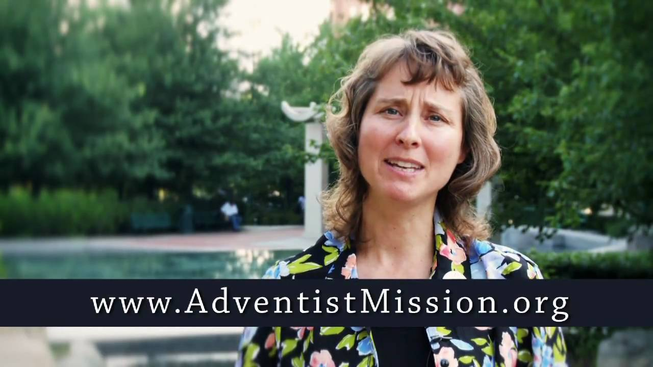 Hello from Adventist Missionary Julie Griswold
