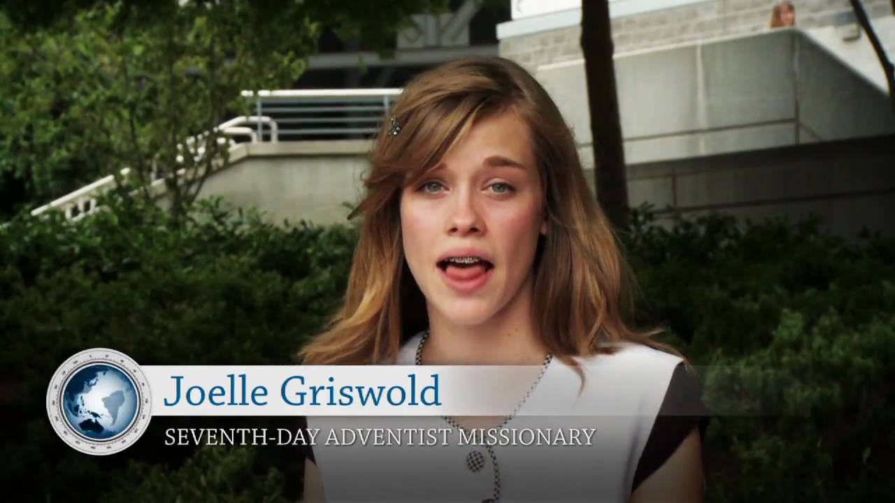 Hello from Adventist Missionary Joelle Griswold