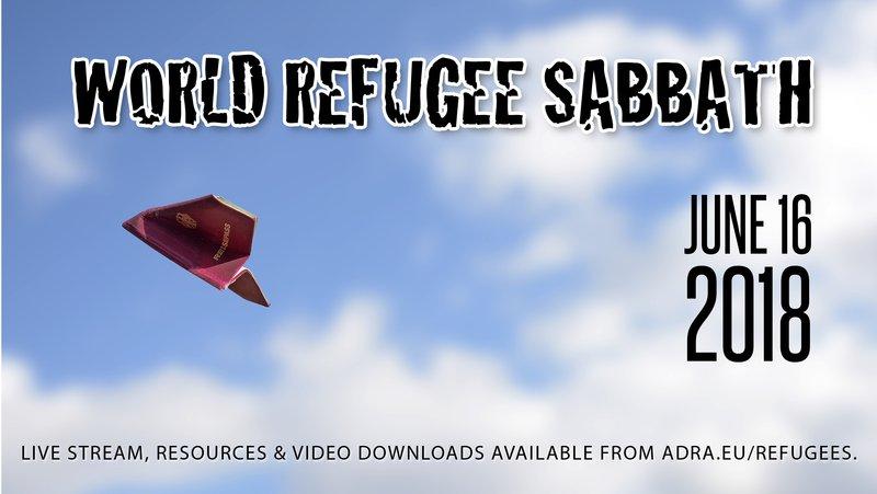 Europe takes lead for World Refugee Sabbath :: Adventist News Network
