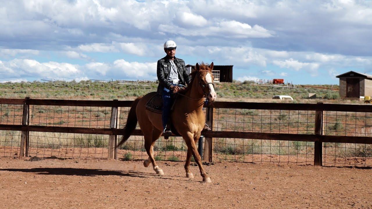 April 7 - Hope on Horseback