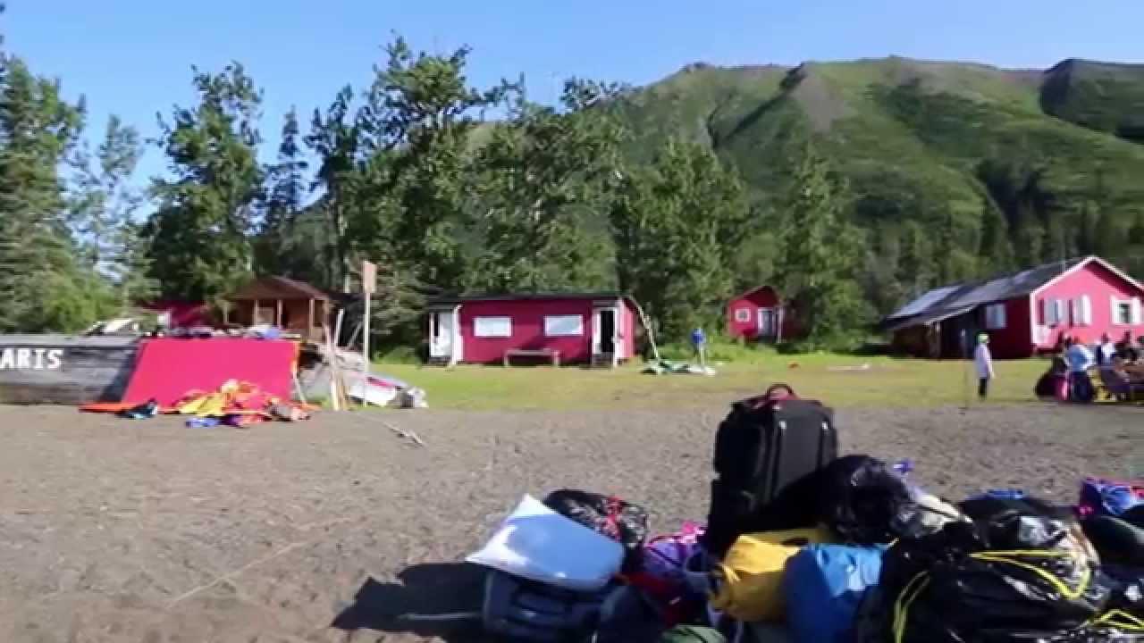 31 de Janeiro - O Acampamento no Alasca