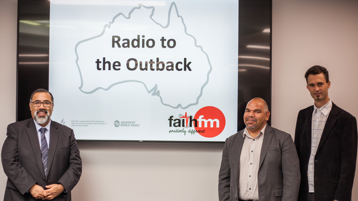 Adventist Review Online | Adventist Radio Station to Reach the Most Remote Locations in Australia